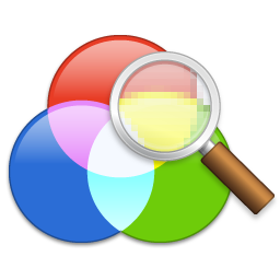 Coloristic icon